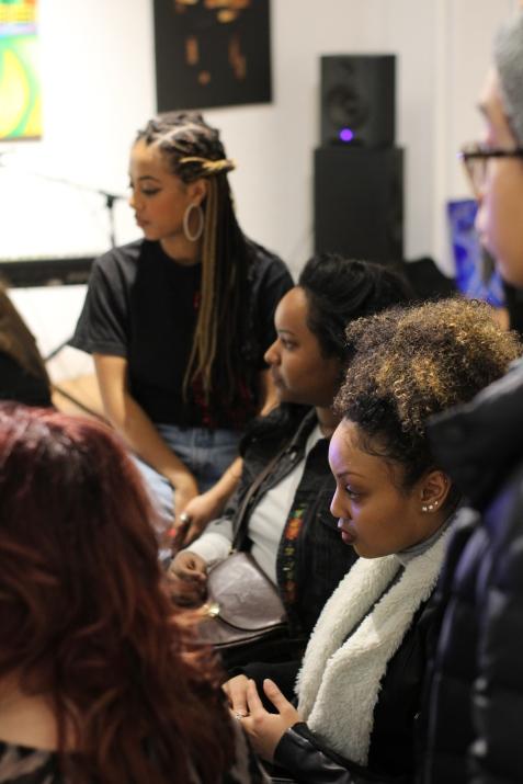 BLT Winnipeg: Black Leaders of Tomorrow (audience)